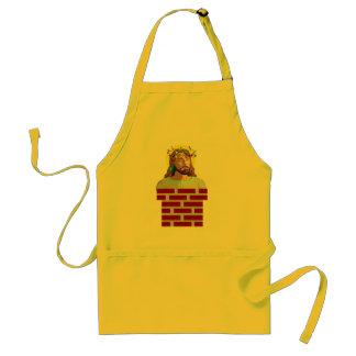 Chimney Jesus Standard Apron