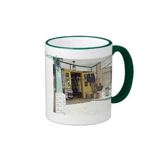Chimney Rock, Creek, & Seasons Greetings Coffee Mug