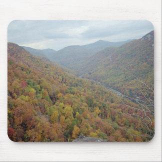 Chimney Rock in North Carolina Mouse Pad