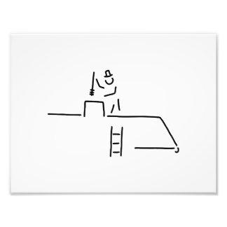 chimney sweep chimney-sweep photographic print