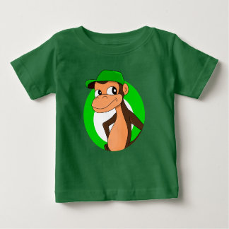Chimp cartoon baby T-Shirt