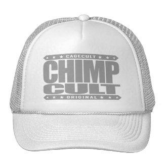 CHIMP CULT - I Love Brazilian Jiu-Jitsu Community Cap
