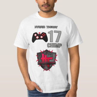 Chimp hT - Hybrid Theory Jersey (Value Edition) Tees
