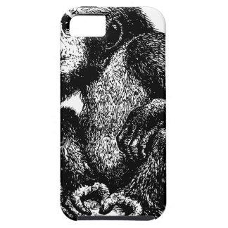 chimpanzee tough iPhone 5 case