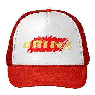 CHINA 2010 CAP