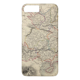 China And Burmah iPhone 7 Plus Case