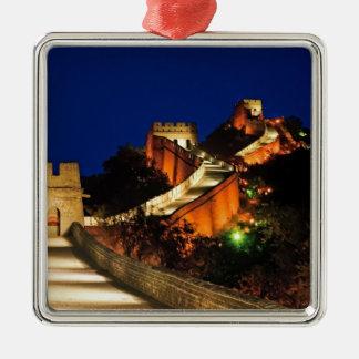 China, Badaling, Great Wall, view of Metal Ornament