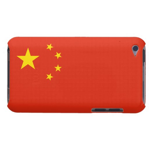 China Barely There™ iPod Touch Case