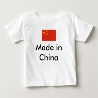 China- Born in Mommy and Daddy's Hearts Tees