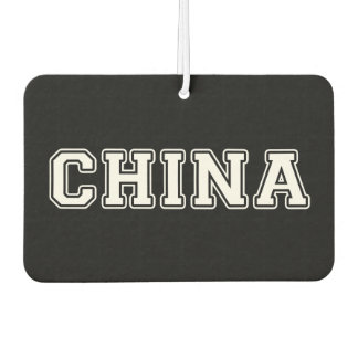 China Car Air Freshener
