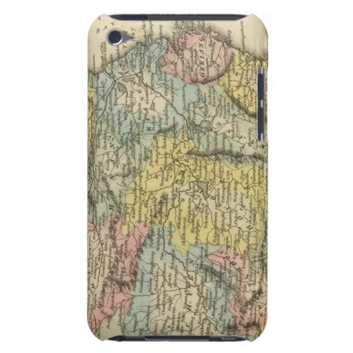 China Barely There iPod Case