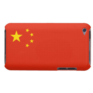China – Chinese Flag iPod Touch Case