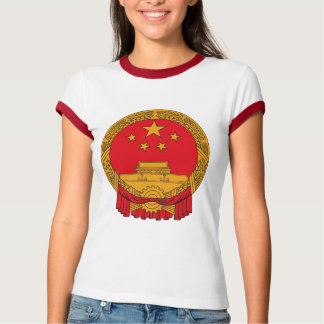 China Coat of Arms T-shirt