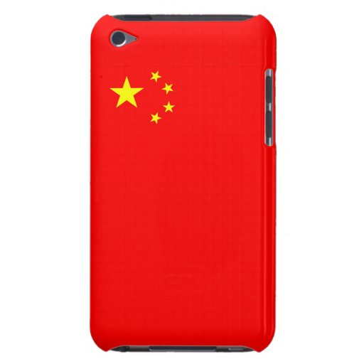 china country flag case iPod touch cases
