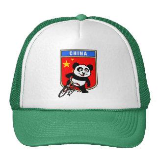 China Cycling China Trucker Hat