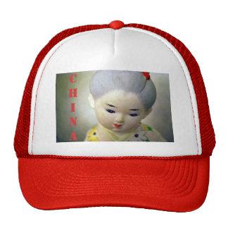 China Doll Hat
