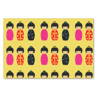 China Doll Tissue Paper