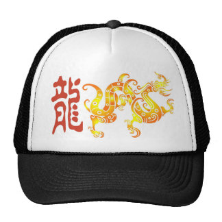 China Dragon Hat