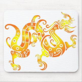 China Dragon Mouse Pad