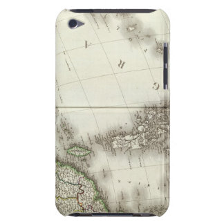 China Engraved Map Barely There iPod Case