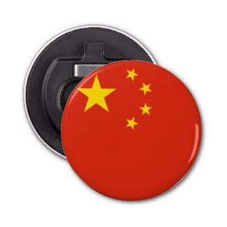 China Flag Bottle Opener