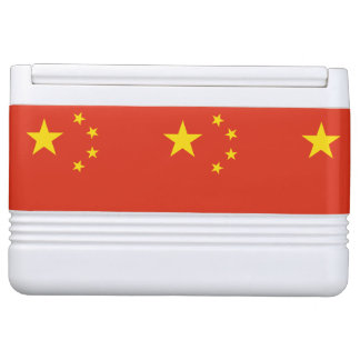China Flag Cooler