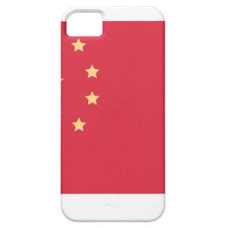 China Flag - Emoji Twitter iPhone 5 Case