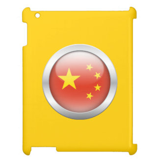China Flag in Orb Case For The iPad