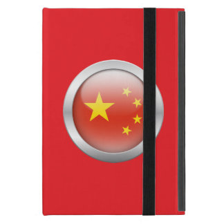 China Flag in Orb Covers For iPad Mini
