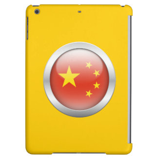 China Flag in Orb iPad Air Case