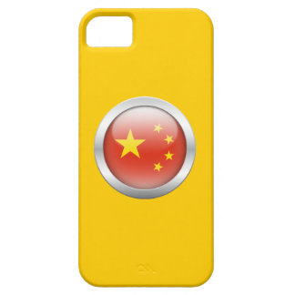 China Flag in Orb iPhone 5 Case