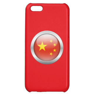 China Flag in Orb iPhone 5C Case