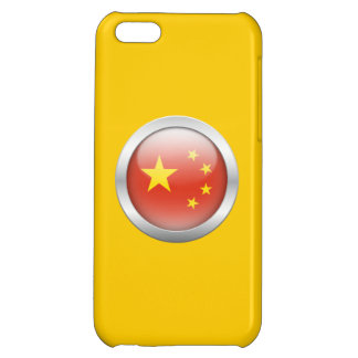 China Flag in Orb iPhone 5C Covers