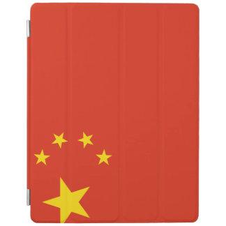 China Flag iPad Cover