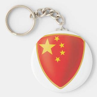 China Flag Key Chains