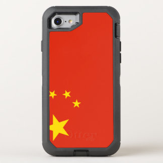 China Flag OtterBox Defender iPhone 8/7 Case