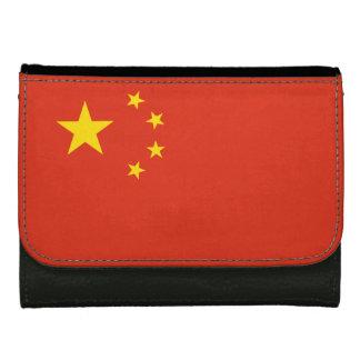 China Flag Wallet