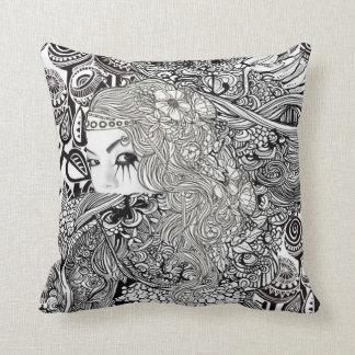 China girl pillow