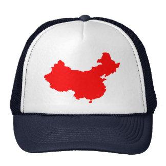 China Mesh Hat