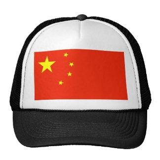 China Mesh Hats