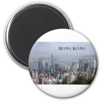 China, Hong Kong (St.K) Magnet