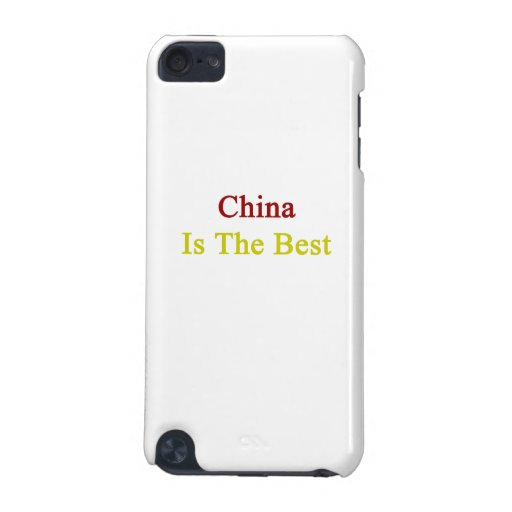 China Is The Best iPod Touch 5G Case