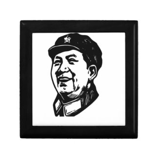 China Mao symbol Gift Box