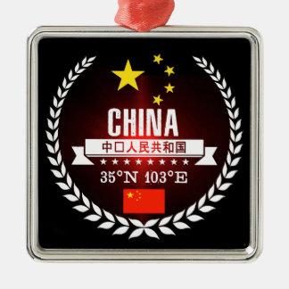 China Metal Ornament