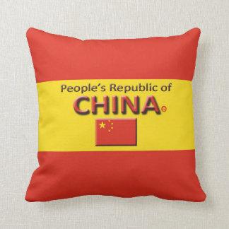 China Modern Designer Throw or Lumbar Pillows