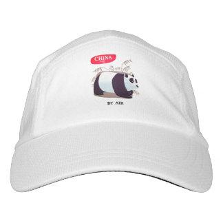 China Panda travel poster Hat
