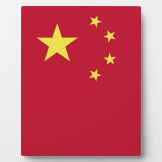 China Plaque