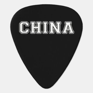 China Plectrum