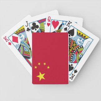 China Poker Deck