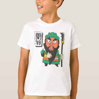 China Sangokushi General #1 T-Shirt